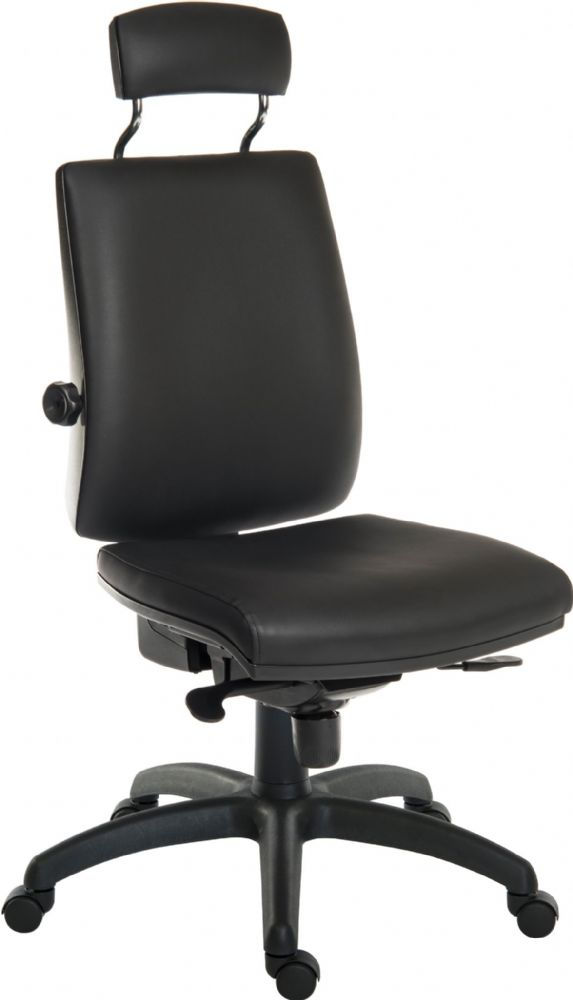 TEKNIK ERGO PLUS HR Ergonomic Plus HR Task & Operating Chair (PU)